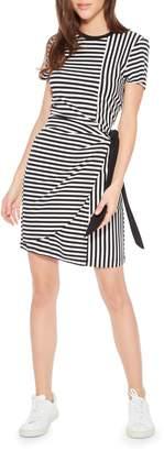 Parker Hermosa Stripe Jersey Dress