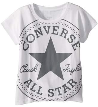 Converse Oversized Chuck Femme Tee Girl's Clothing