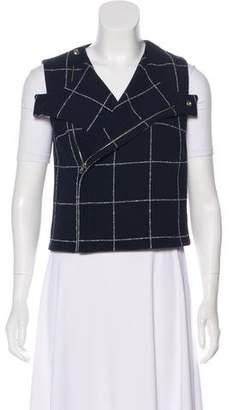 Balenciaga Wool Printed Vest