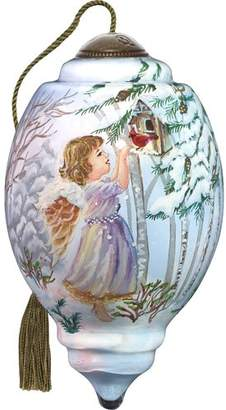 Precious Moments Little Christmas Joy Shaped Ornament