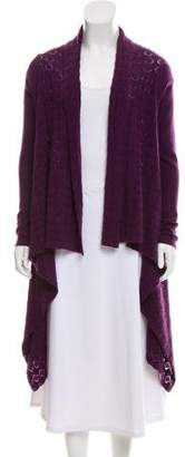 Allude Draped Cashmere Cardigan w/ Tags