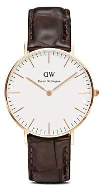 Daniel Wellington Classic York Watch, 36mm