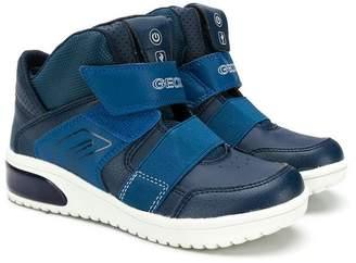 Geox Kids JR Xled hi-top sneakers