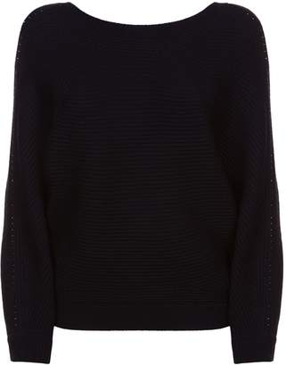 Escada Sport Chunky Knit Batwing Sweater