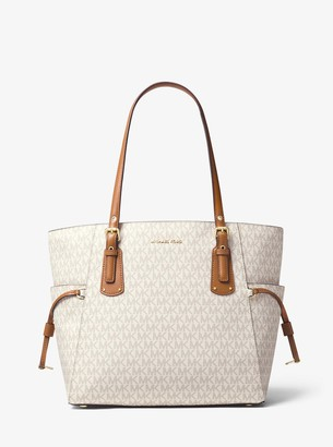 MICHAEL Michael Kors Voyager Small Logo Tote