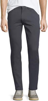 DKNY Men's Five-Pocket Stretch Twill Pants