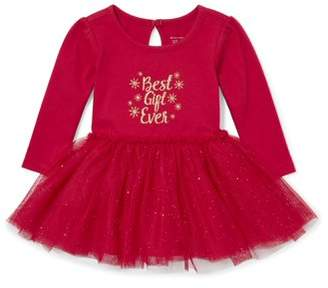 Children's Place The BABY GIRL HOLIDAY TUTU DRESS