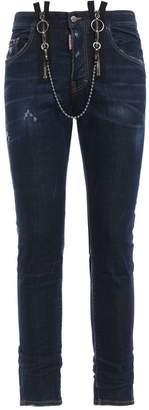 DSQUARED2 Skater Skinny Jeans