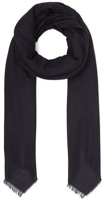 Johnstons of Elgin Tissue Weight Cashmere Travel Wrap Scarf