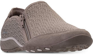 Skechers Women's Relaxed Fit: Breathe Easy - Quiet-Tude Athletic Walking Sneakers from Finish Line