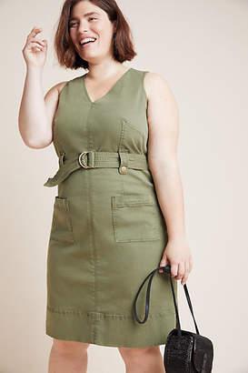 996d5eb97f00a Plus Size Green Dress - ShopStyle