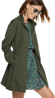Popsugar Women's POPSUGAR Drop-Shoulder Anorak Jacket