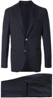 The Gigi pinstripe Degas two-piece suit