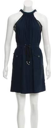 Vena Cava Silk Sleeveless Dress