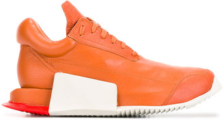 Adidas By Rick Owens - Level Runner sneakers - men - Leather/rubber - 8