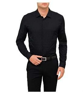 Versace Jaquard Frame Shirt