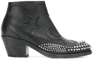 McQ Solstice boots