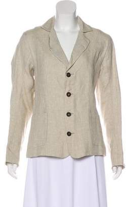 eskandar Notch-Lapel Structured Blazer w/ Tags