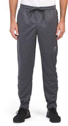 Tapered Pants With Bonded Zip Pocket