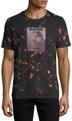 Eleven Paris Tie-Dye Short-Sleeve Freddy Krueger T-Shirt
