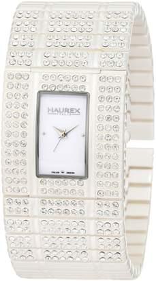 Haurex Women's XW368DW1 Honey Stainless Steel Watch