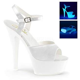 37386d664ec89b at Amazon.com · Pleaser USA Women s Kiss209uv Wsa NW Platform dress Sandal