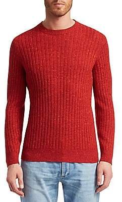 Brunello Cucinelli Men's Dongal Wool Blend Crew Sweater