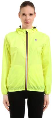 K-Way Le Vrai 3.0 Claudette Nylon Jacket