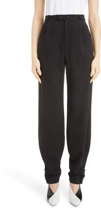 Givenchy Button Detail Wool Trousers