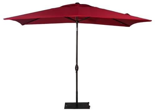 Abba Patio 10' X 6.5' Rectangular Market Umbrella