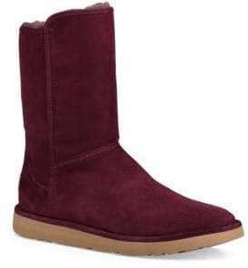 UGG Abree II Short Suede Boots