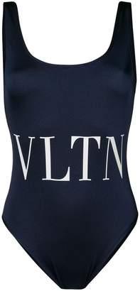 Valentino VLNT print swimsuit