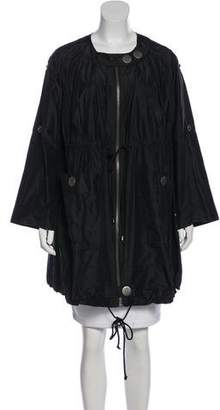 Thomas Wylde Lightweight Silk Jacket
