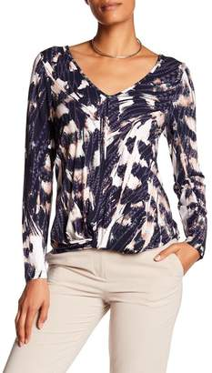 Tart Chase Printed Ombre Blouse