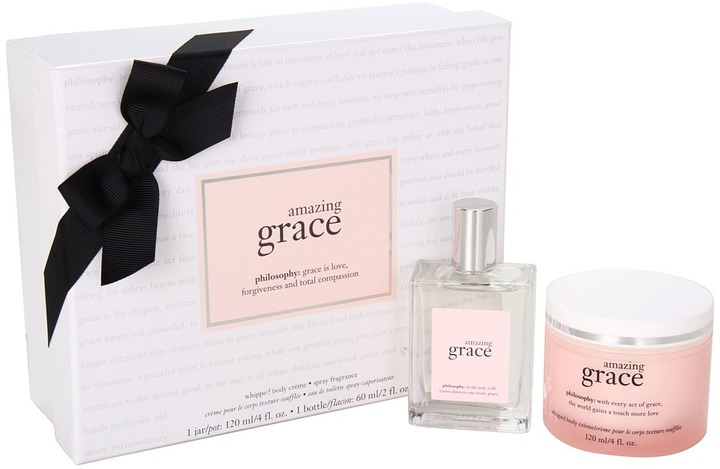 philosophy amazing grace gift set Skincare Treatment