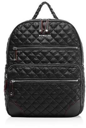MZ Wallace Crosby Nylon Travel Backpack