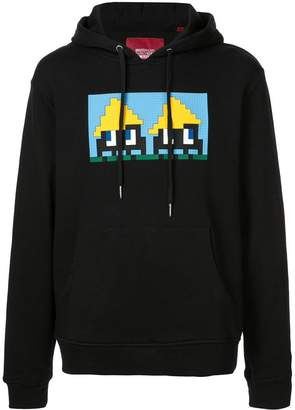 Mostly Heard Rarely Seen 8-Bit Yellow hats hoodie
