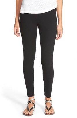 Women's James Perse Soft Knit Leggings $165 thestylecure.com