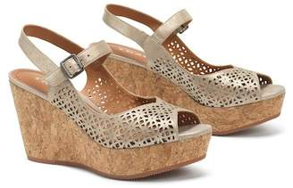 Trask Patti Perforated Wedge
