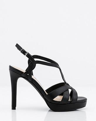 Le Château Open Toe T-Strap Sandal