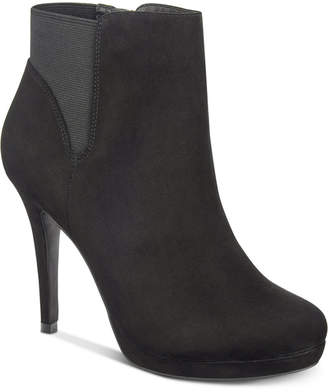 Thalia Sodi Briea Platform Ankle Booties