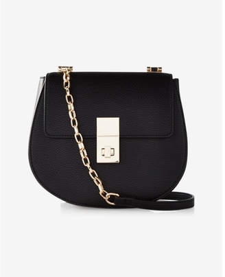 Express turnlock cross body bag $39.90 thestylecure.com
