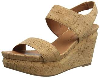 Gentle Souls by Kenneth Cole Women's Juniper Barry Platform Sandal
