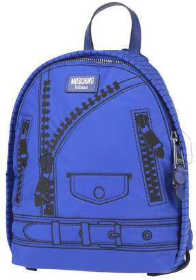 f0b4bf36982 Moschino Blue Backpacks For Women - ShopStyle UK