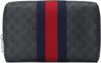 Gucci GG Supreme toiletry case