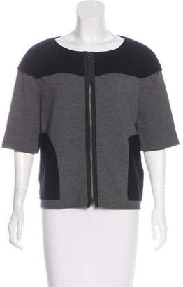 Tory Burch Wool-Accented Hette Jacket w/ Tags
