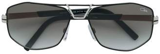 Cazal square tinted sunglasses
