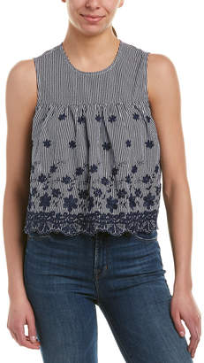ENGLISH FACTORY Embroidered Top