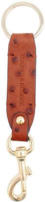 Dooney & Bourke Ostrich Carpenter Key Chain