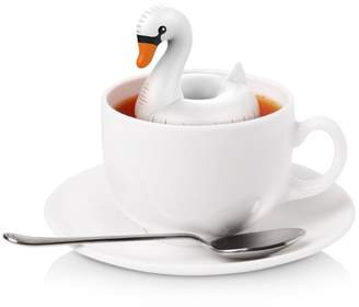 Fred & Friends Float Tea Pool Swan Infuser